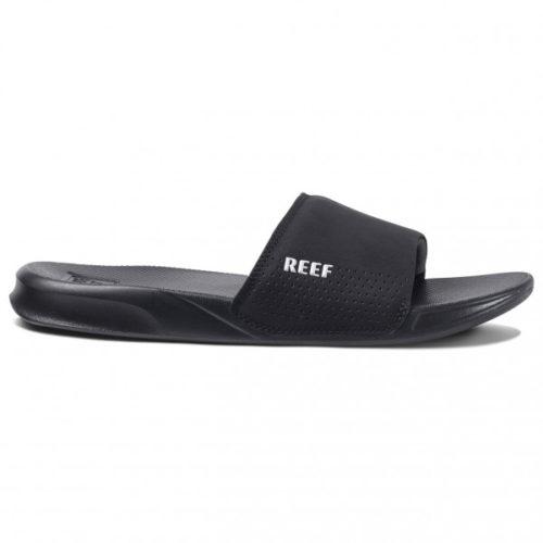Reef - One Slide - Sandalen Gr 10;11;12;13;8;9 schwarz/grau;schwarz