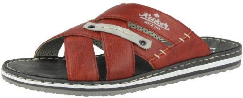 Rieker Pantoletten (21061) rot