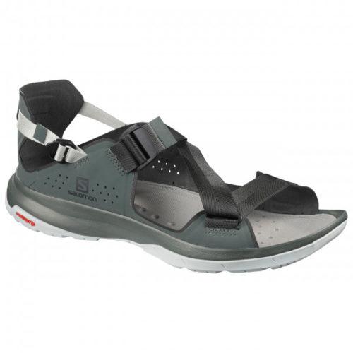 Salomon - Tech Sandal - Sandalen Gr 7,5 grau