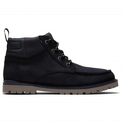 TOMS - Hawthorn Boot Waterproof - Freizeitstiefel Gr 8,5 schwarz/grau