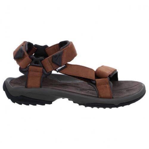 Teva - Terra Fi Lite Leather - Sandalen Gr 15 schwarz/braun