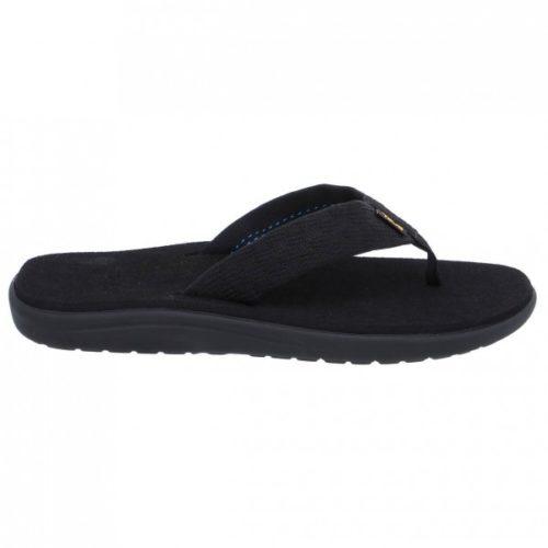 Teva - Voya Flip - Sandalen Gr 8 schwarz