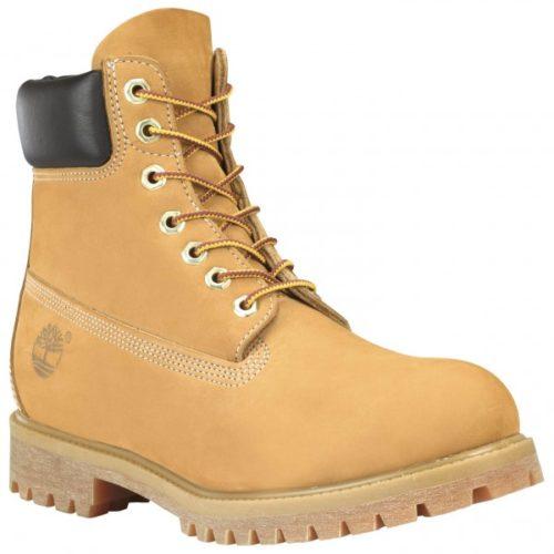 Timberland - 6 Inch Premium Boot - Freizeitstiefel Gr 14 beige