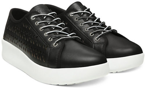 Timberland Berlin Park Perforated Oxford For Women black