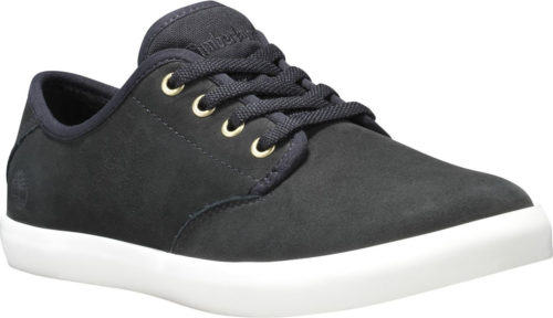 Timberland Dausette Leather Oxford For Women black