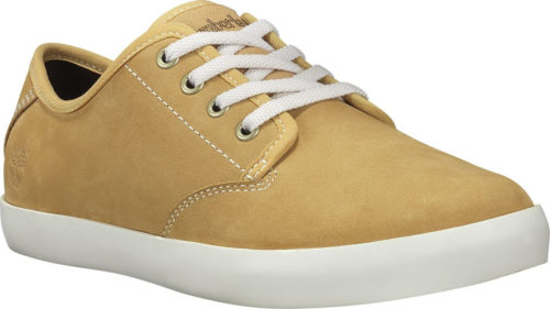 Timberland Dausette Leather Oxford For Women yellow
