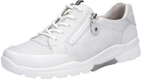 Waldläufer 345003 white/silver