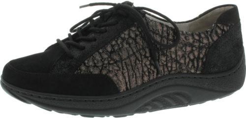 Waldläufer Helli (502027) black peltro