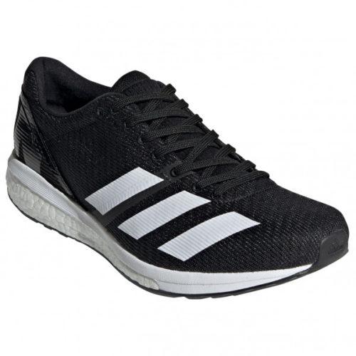 adidas - AdiZero Boston 8 - Runningschuhe Gr 10;10,5;11;11,5;12;12,5;7,5;8;8,5;9;9,5 rot/grau;schwarz/grau