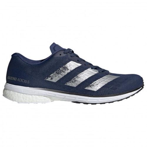 adidas - Adizero Adios 5 - Runningschuhe Gr 7,5 blau/grau/schwarz