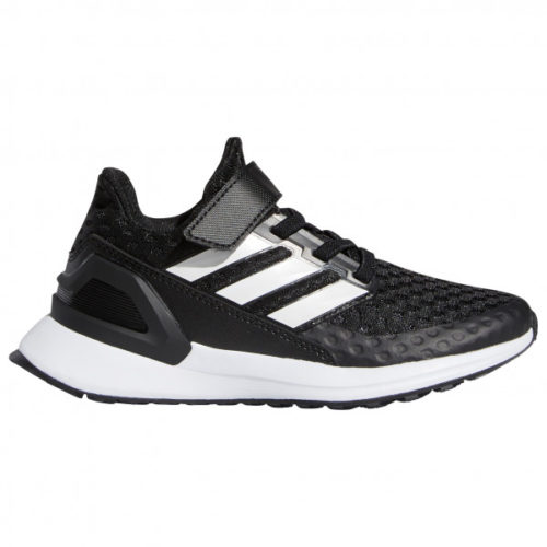 adidas - Kid's RapidaRun EL - Runningschuhe Gr 28;28,5;30;30,5;31;31,5;32;33;33,5;34;35 blau;schwarz