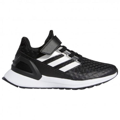 adidas - Kid's RapidaRun EL - Runningschuhe Gr 33,5 schwarz
