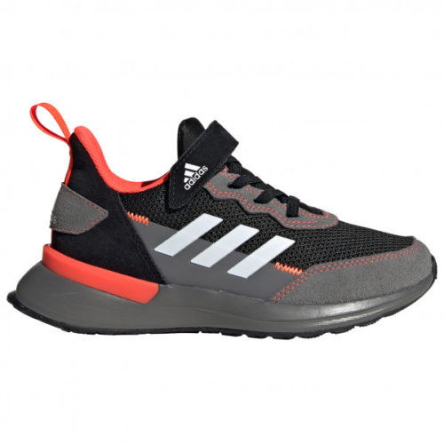 adidas - Kid's Rapidarun Elite S&L EL - Runningschuhe Gr 30;30,5;31;31,5;32;33;33,5;34 schwarz/grau;grau
