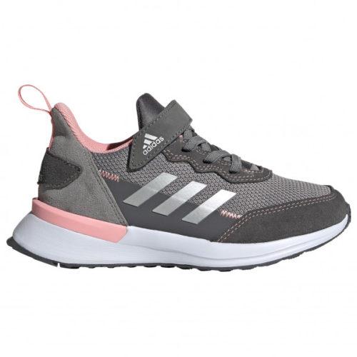 adidas - Kid's Rapidarun Elite S&L EL - Runningschuhe Gr 33,5 grau