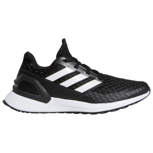 adidas - Kid's Rapidarun - Runningschuhe Gr 4 schwarz