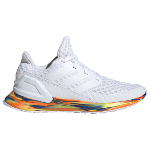 adidas - Kid's Rapidarun - Runningschuhe Gr 5 grau