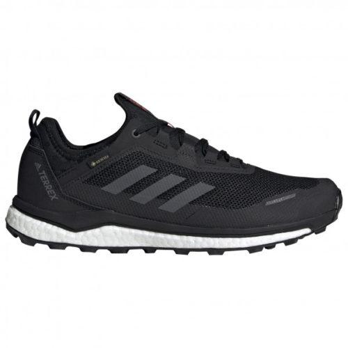 adidas - Terrex Agravic Flow GTX - Trailrunningschuhe Gr 7,5 schwarz/grau