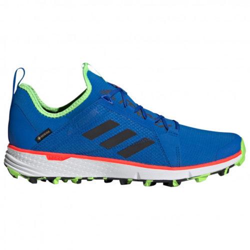 adidas - Terrex Speed GTX - Trailrunningschuhe Gr 7,5 blau/grau