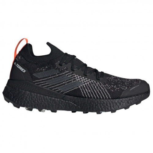 adidas - Terrex Two Ultra Parley - Trailrunningschuhe Gr 7,5 schwarz