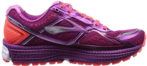 Brooks Ghost 8 Women phlox/phloxpink/fierycoral 580