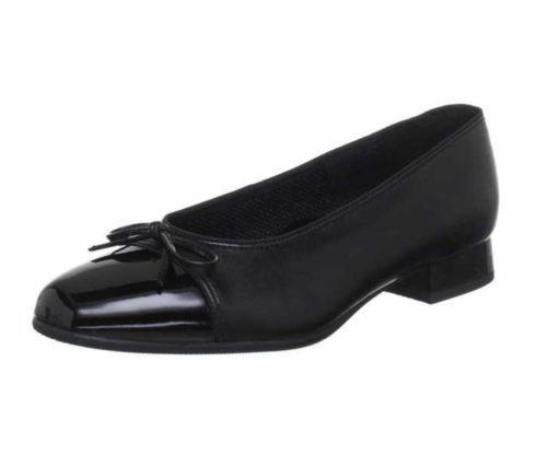 Damen Ara Ballerinas schwarz 38