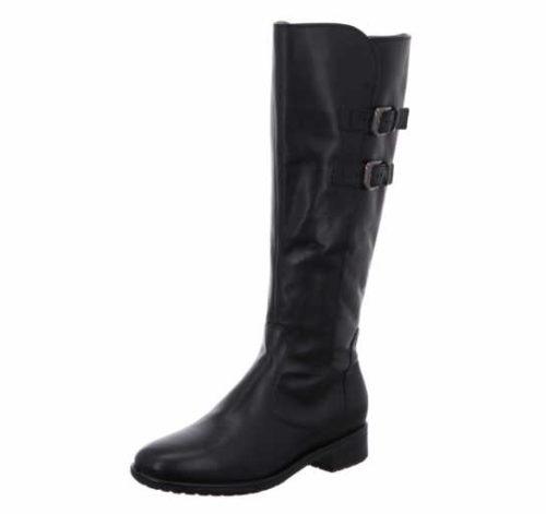 Damen Ara Stiefel schwarz 38,5