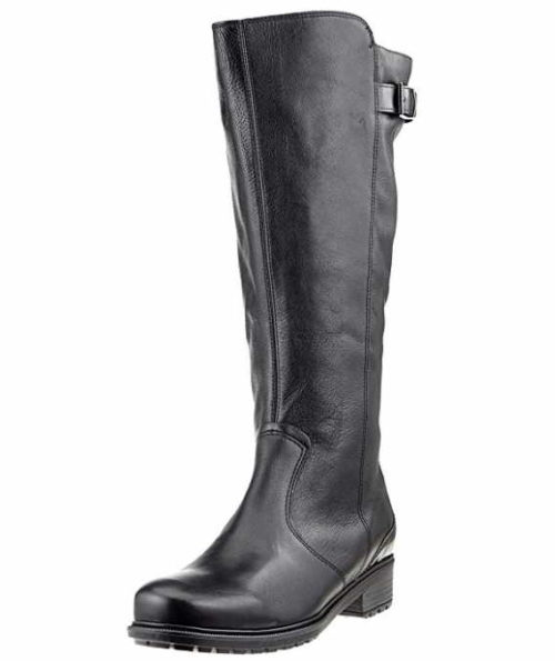 Damen Ara Stiefel schwarz 39