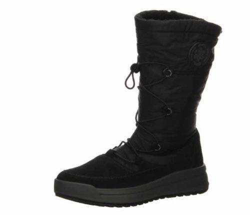 Damen Ara Stiefel schwarz Aspen Boots 38