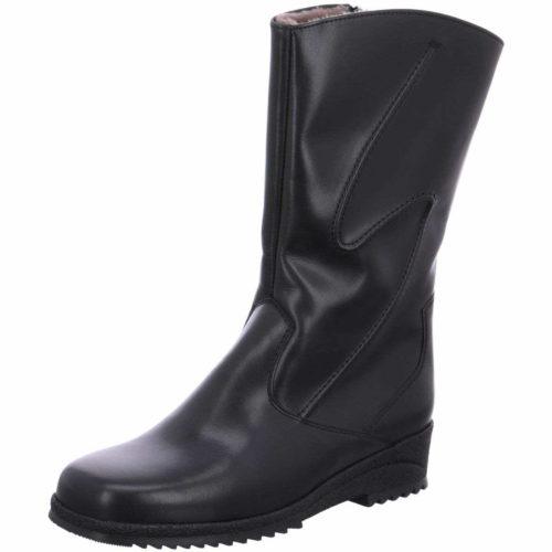 Damen Ara Stiefel schwarz NV 41