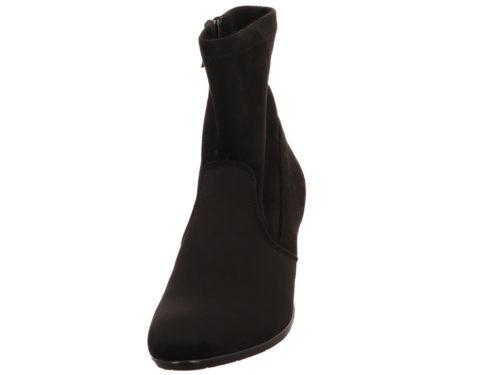 Damen Ara Stiefeletten schwarz Stiefel 40,5
