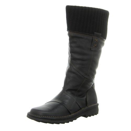 Damen Camel Active Stiefel schwarz Ontario 20-Stiefel 38,5