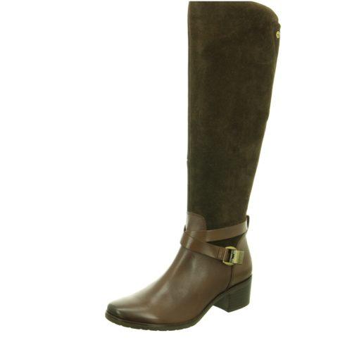 Damen Caprice Stiefel braun Woms Boots 38,5