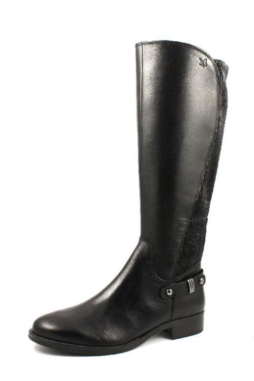 Damen Caprice Stiefel schwarz 37,5