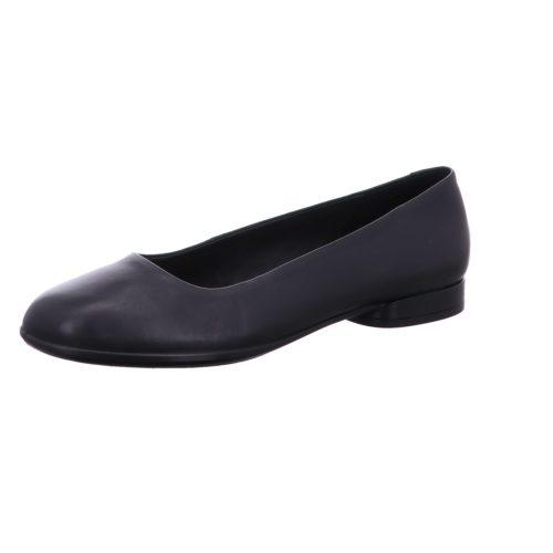 Damen Ecco Ballerinas schwarz 42
