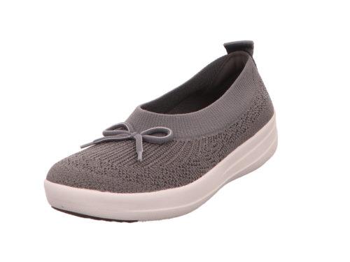 Damen Fitflop Komfort Slipper grau 41