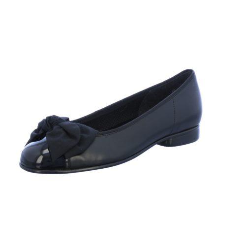 Damen Gabor Ballerinas schwarz 37