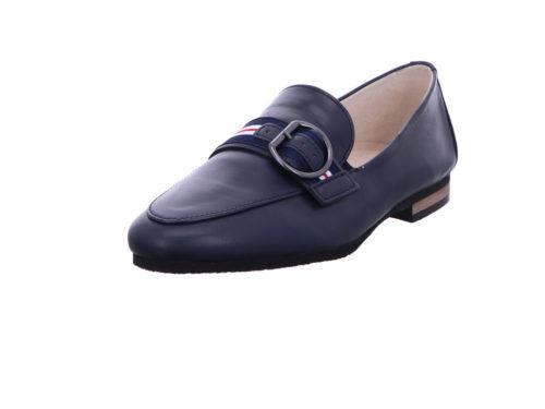 Damen Gabor Klassische Slipper blau 37