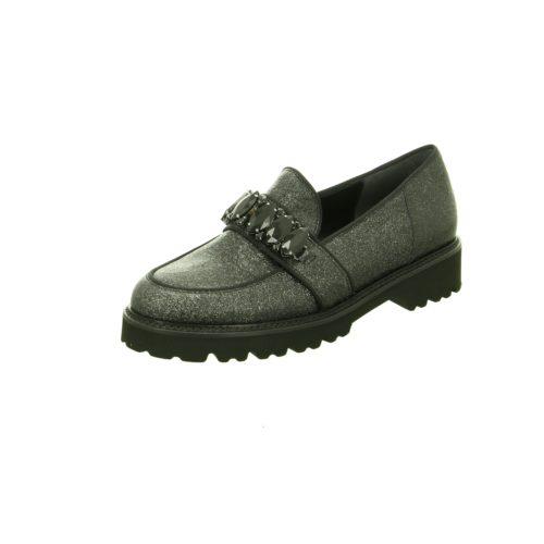Damen Gabor Komfort Slipper schwarz 40