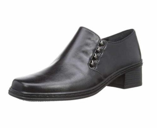 Damen Gabor Komfort Slipper schwarz 42