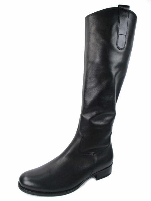 Damen Gabor Stiefel schwarz 38