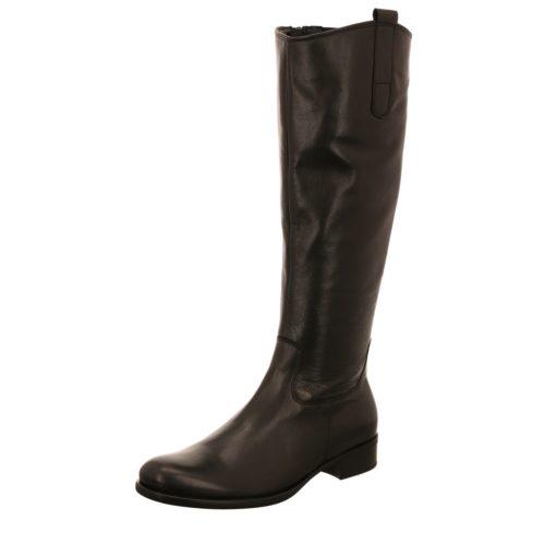 Damen Gabor Stiefel schwarz 38,5