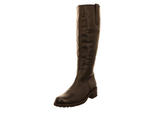 Damen Gabor Stiefel schwarz schwarz Foulardcalf 40,5