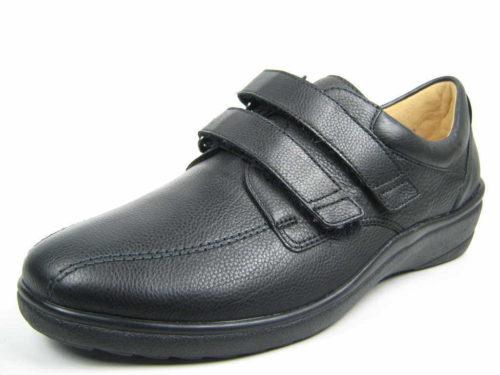 Damen Ganter Komfort Slipper schwarz schwarz 40