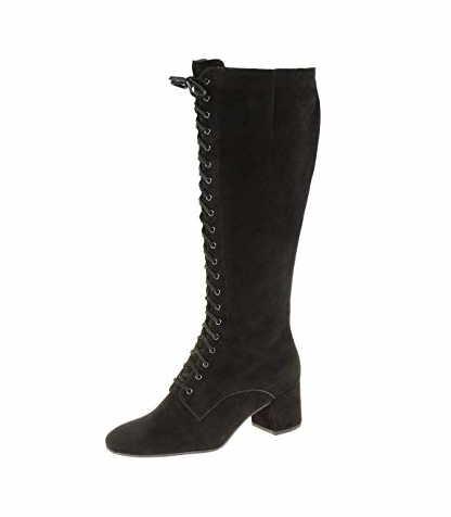 Damen Högl Stiefel schwarz 36