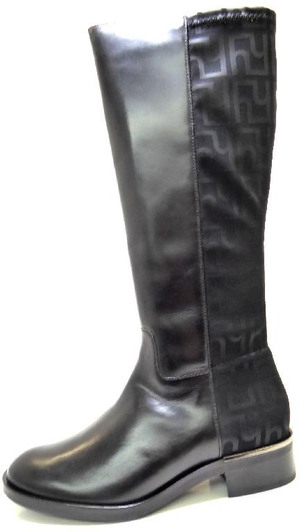 Damen Högl Stiefel schwarz 37,5