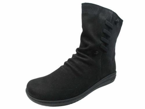 Damen Hartjes Stiefel schwarz 40