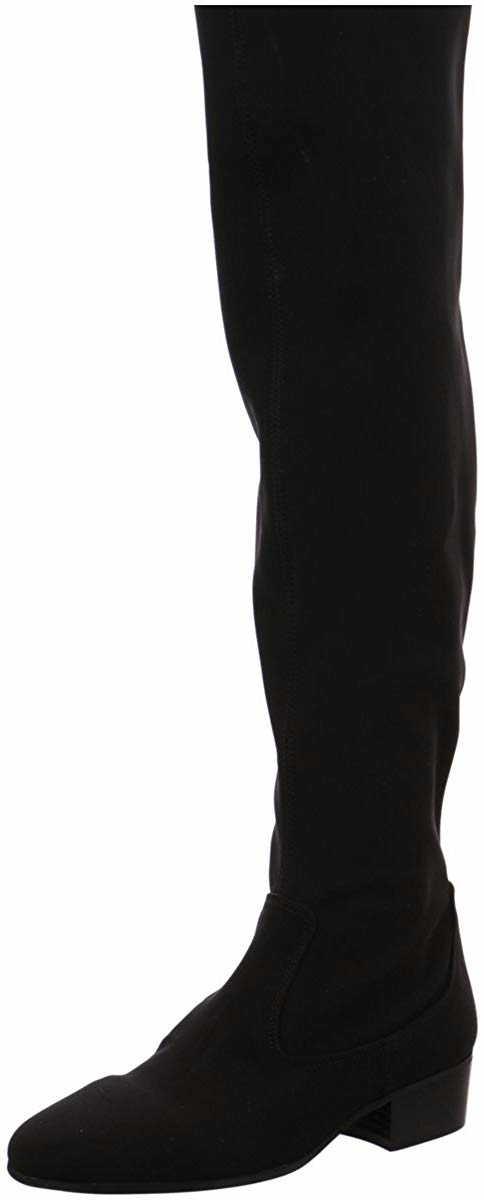Damen Lamica Stiefel schwarz 42