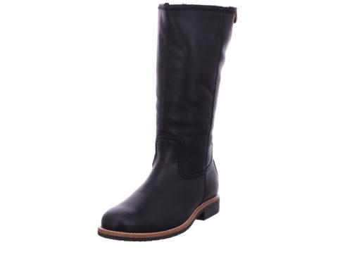 Damen Panama Jack Stiefel schwarz 40