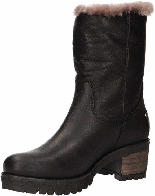 Damen Panama Jack Stiefel schwarz negro 40