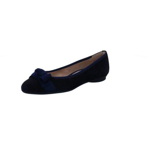 Damen Paul Green Ballerinas blau 38,5